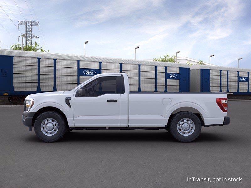 2021 Ford F-150 Regular Cab 4x2, Pickup #FL10128 - photo 3