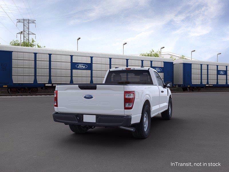 2021 Ford F-150 Regular Cab 4x2, Pickup #FL10128 - photo 8