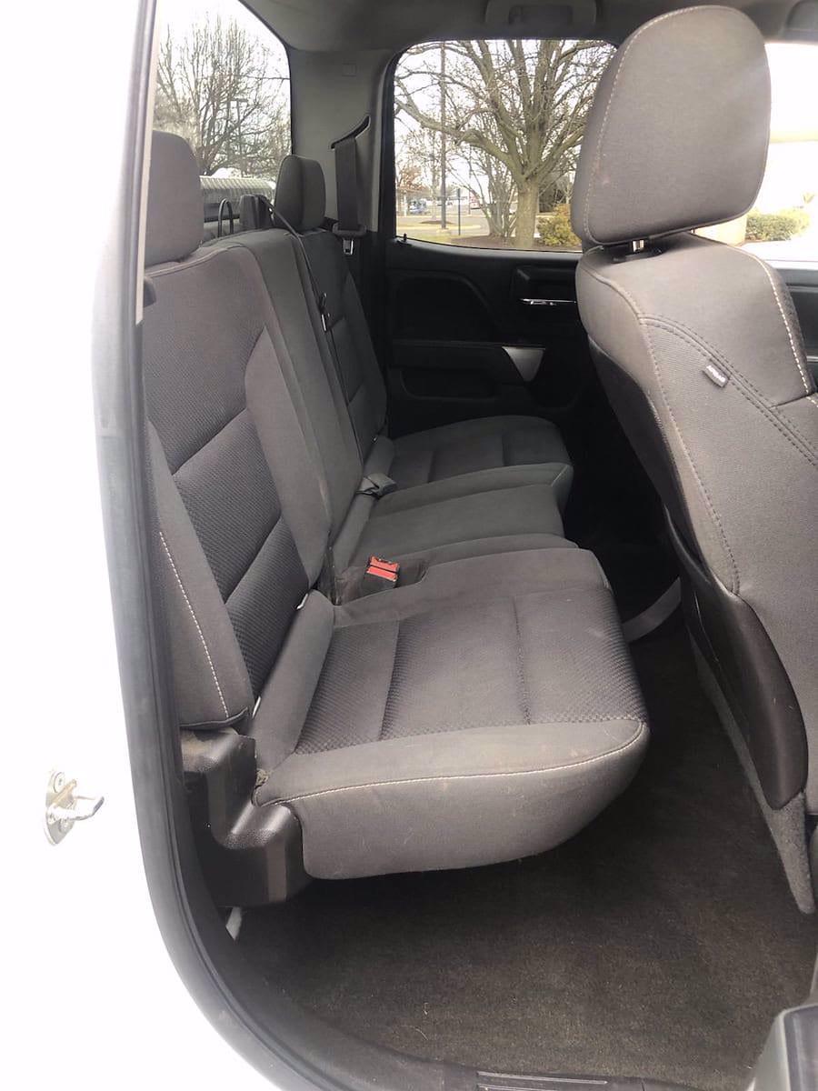 2015 Chevrolet Silverado 1500 Double Cab 4x4, Pickup #FL101461 - photo 25