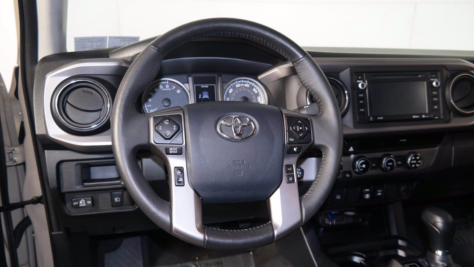 2018 Toyota Tacoma Double Cab 4x4, Pickup #FL1017D1 - photo 13