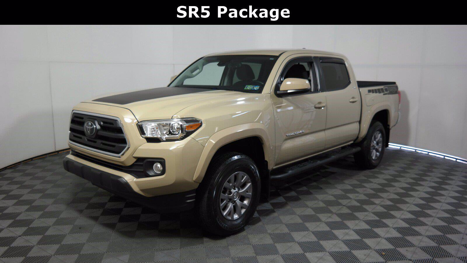 2018 Toyota Tacoma Double Cab 4x4, Pickup #FL1017D1 - photo 5