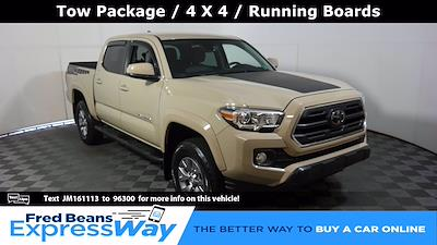 2018 Toyota Tacoma Double Cab 4x4, Pickup #FL1017D1 - photo 1