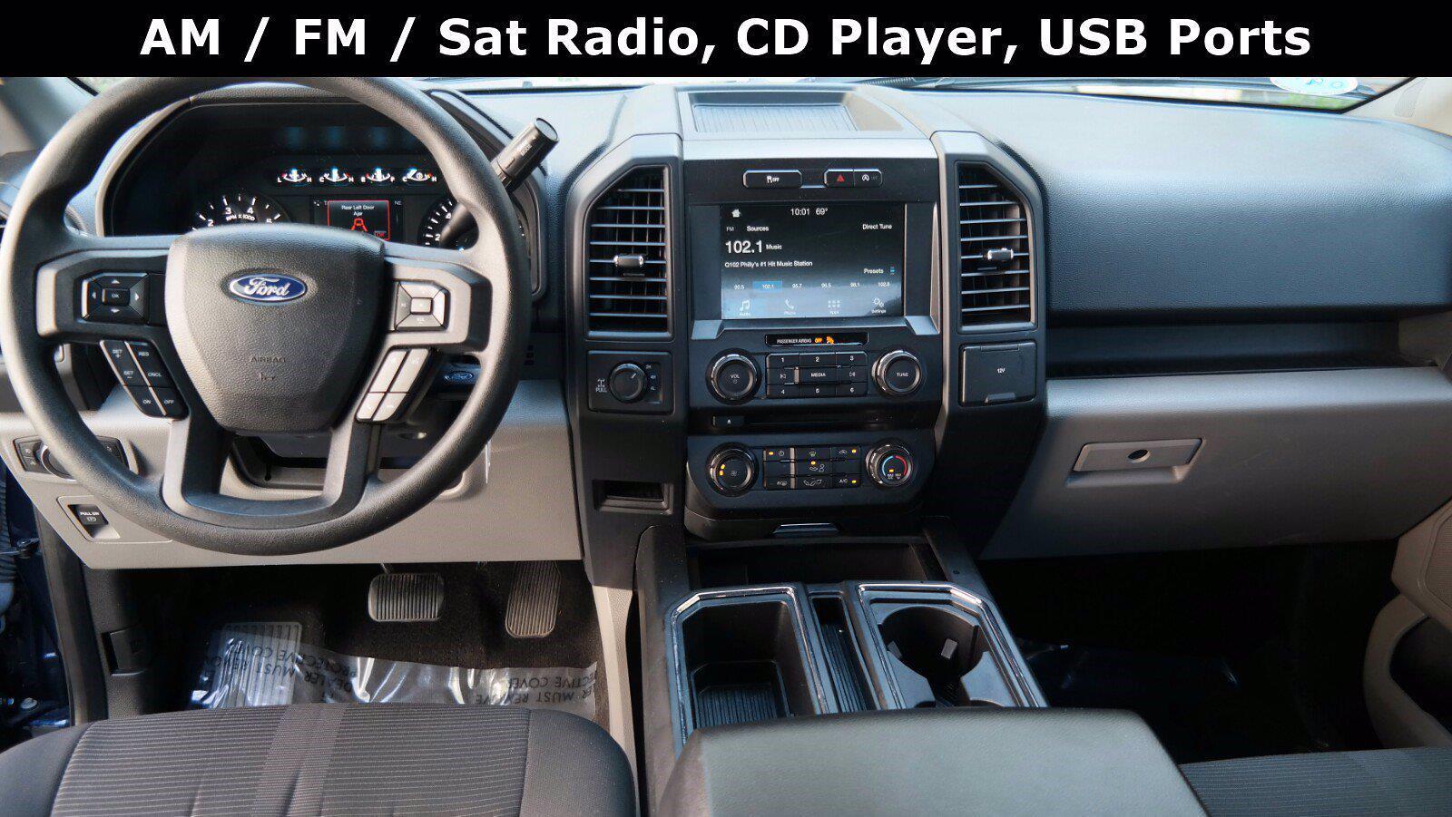 2018 Ford F-150 SuperCrew Cab 4x4, Pickup #FL101811 - photo 16