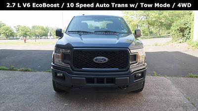 2018 Ford F-150 SuperCrew Cab 4x4, Pickup #FL101811 - photo 4