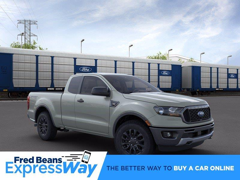 2021 Ford Ranger Super Cab 4x4, Pickup #FL10184 - photo 1
