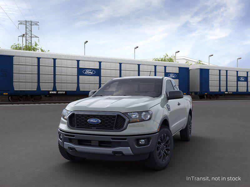 2021 Ford Ranger Super Cab 4x4, Pickup #FL10184 - photo 3
