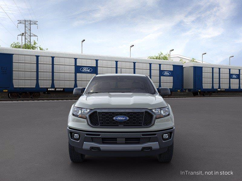 2021 Ford Ranger Super Cab 4x4, Pickup #FL10184 - photo 7