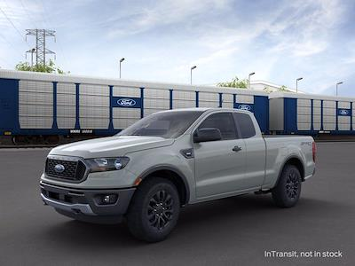 2021 Ford Ranger Super Cab 4x4, Pickup #FL10184 - photo 2