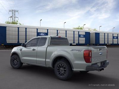 2021 Ford Ranger Super Cab 4x4, Pickup #FL10184 - photo 5
