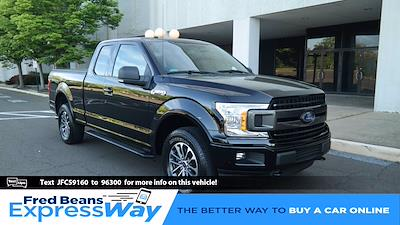 2018 Ford F-150 Super Cab 4x4, Pickup #FL102181 - photo 1