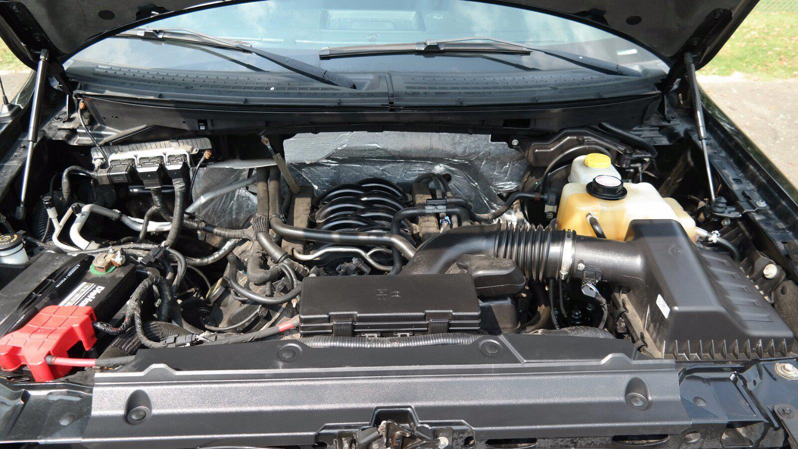 2014 F-150 SuperCrew Cab 4x4,  Pickup #FL102321 - photo 16
