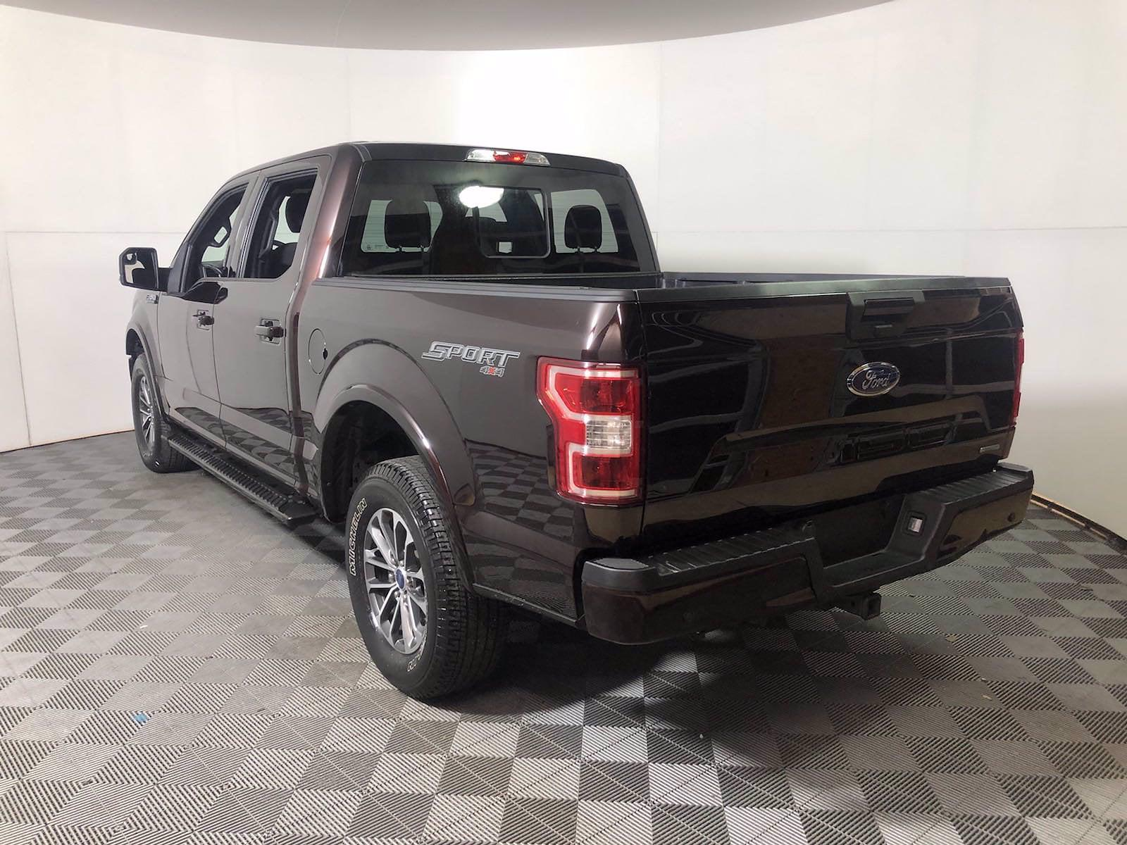 2018 Ford F-150 SuperCrew Cab 4x4, Pickup #FL1034D - photo 7