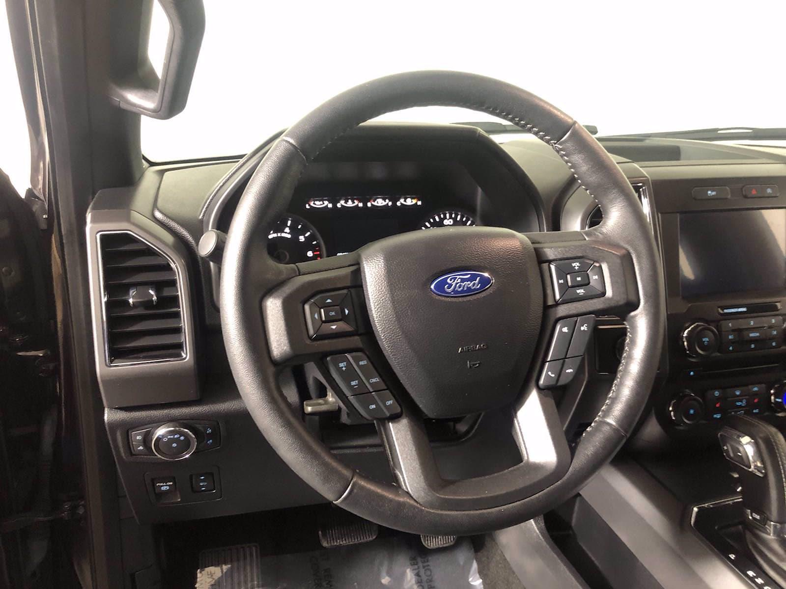 2018 Ford F-150 SuperCrew Cab 4x4, Pickup #FL1034D - photo 19