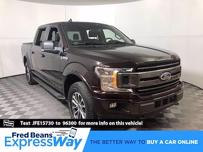 2018 Ford F-150 SuperCrew Cab 4x4, Pickup #FL1034D - photo 1