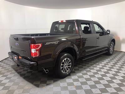 2018 Ford F-150 SuperCrew Cab 4x4, Pickup #FL1034D - photo 2