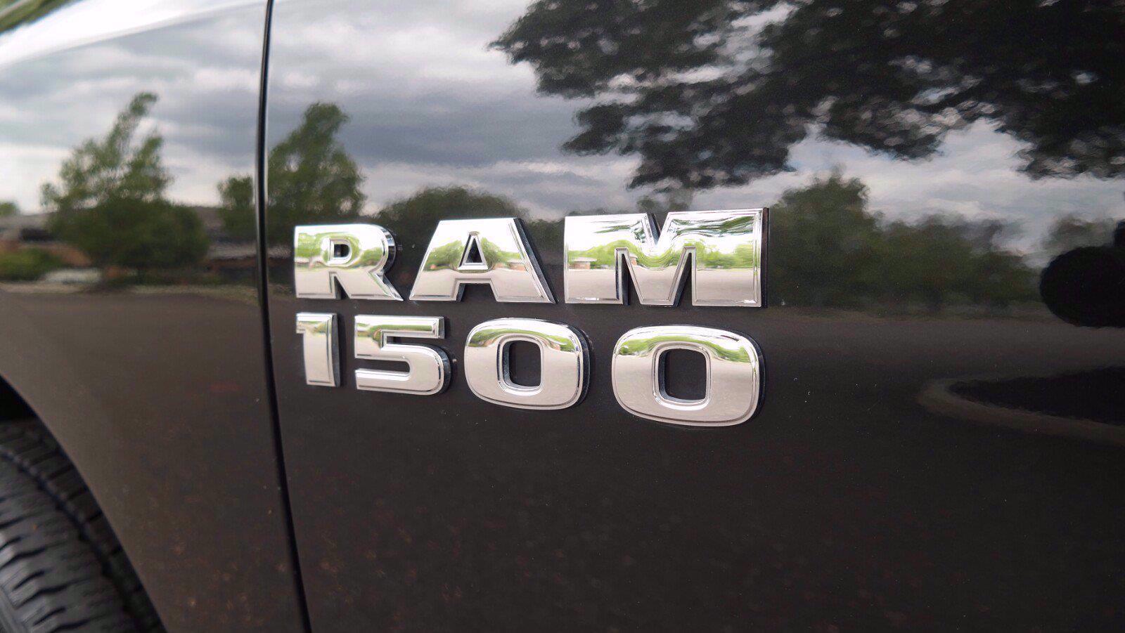 2018 Ram 1500 Crew Cab 4x4, Pickup #FL103691 - photo 17
