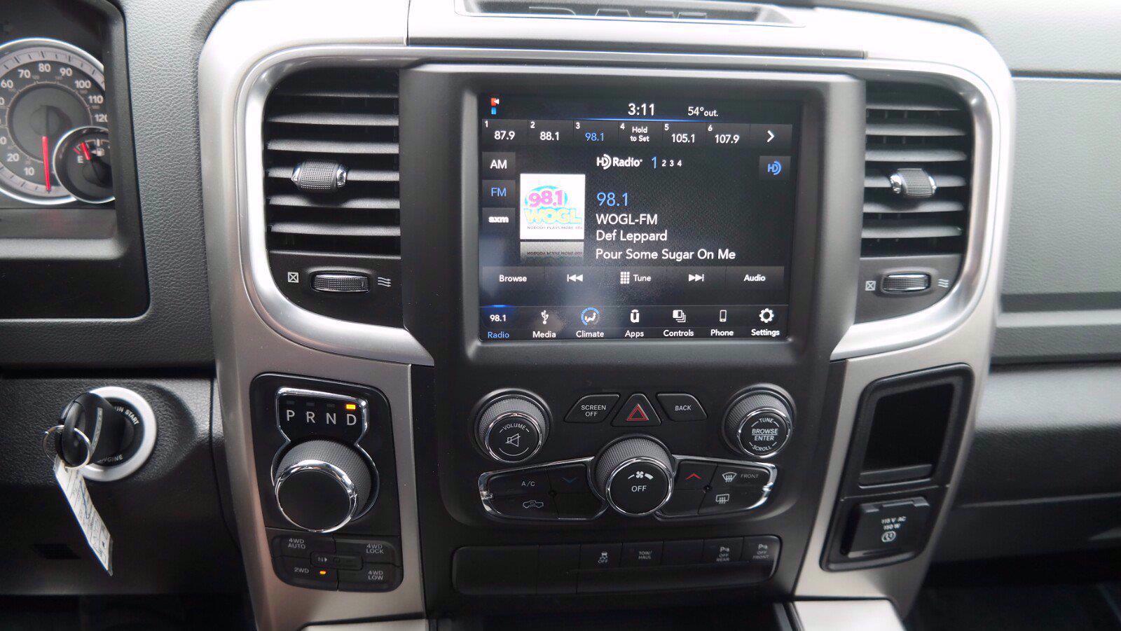 2018 Ram 1500 Crew Cab 4x4, Pickup #FL103691 - photo 28