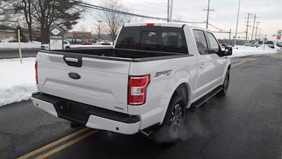 2018 Ford F-150 SuperCrew Cab 4x4, Pickup #FL1043D - photo 2
