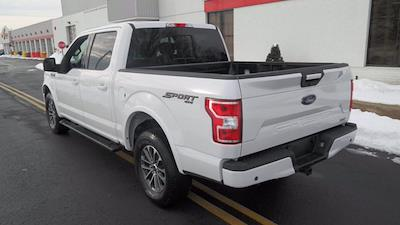 2018 Ford F-150 SuperCrew Cab 4x4, Pickup #FL1043D - photo 13