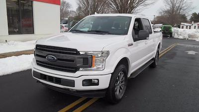 2018 Ford F-150 SuperCrew Cab 4x4, Pickup #FL1043D - photo 4