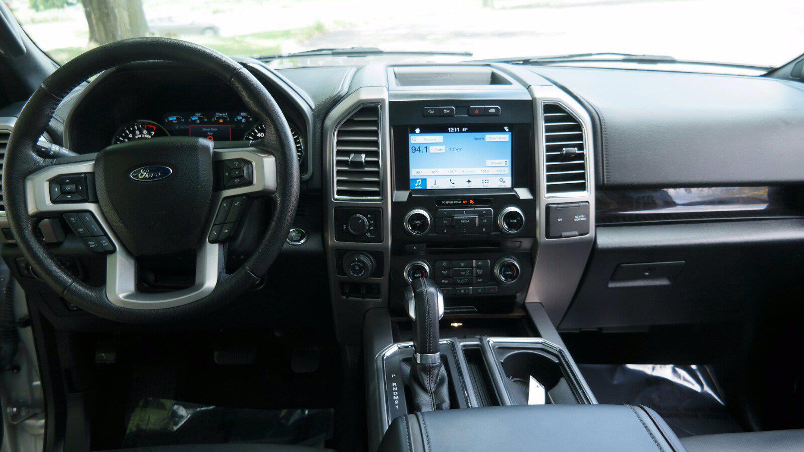 2016 F-150 SuperCrew Cab 4x4,  Pickup #FL104601 - photo 10