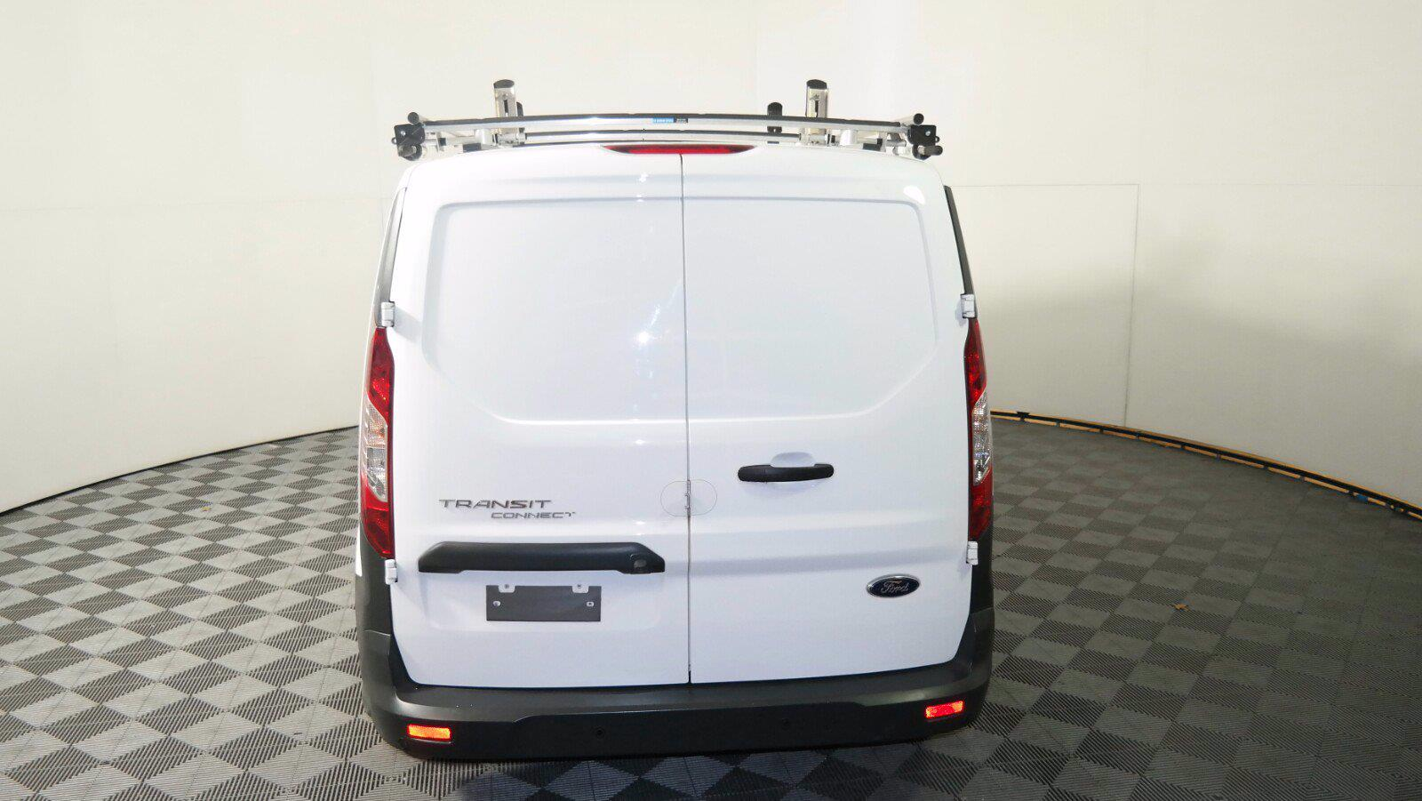 2017 Ford Transit Connect FWD, Upfitted Cargo Van #FL1054J - photo 9