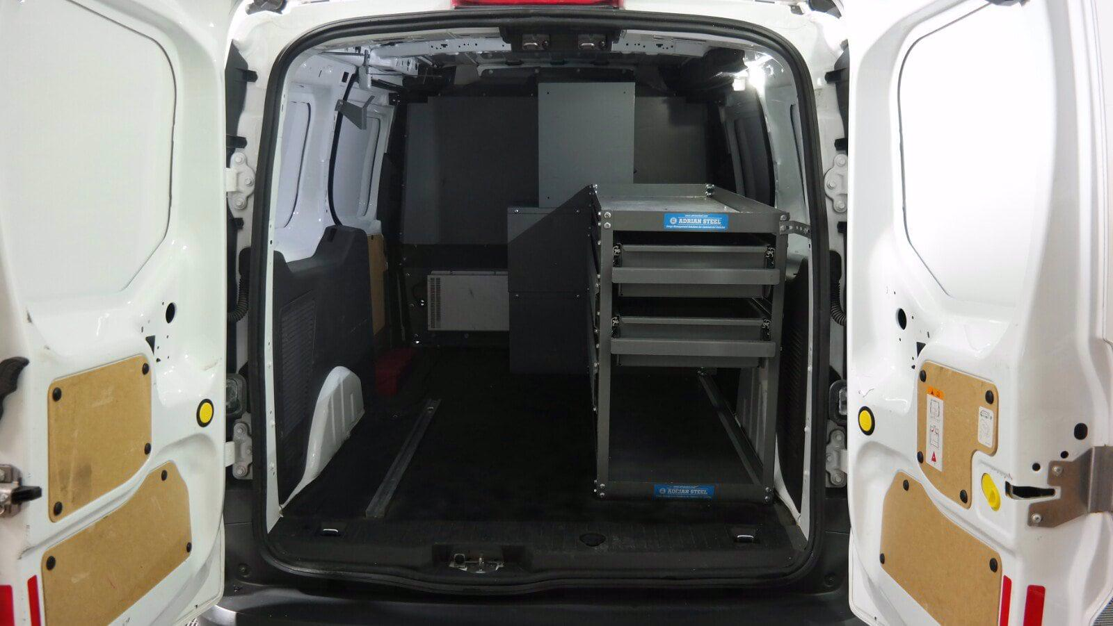2017 Ford Transit Connect FWD, Upfitted Cargo Van #FL1054J - photo 1