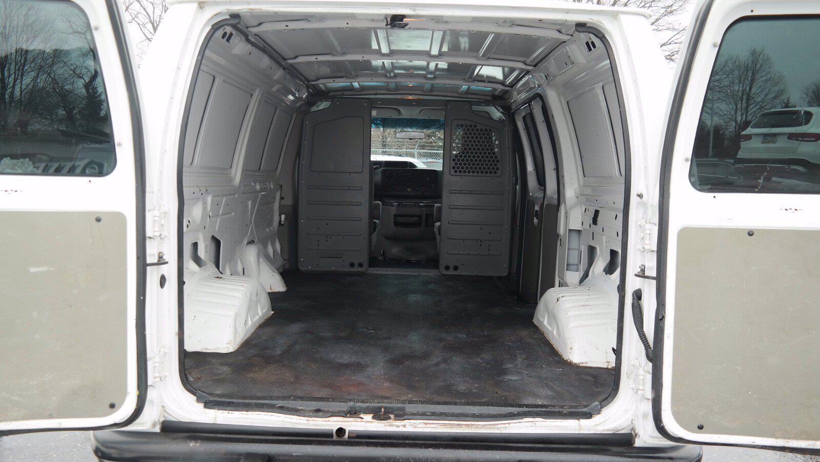 2012 Ford E-250 4x2, Empty Cargo Van #FL1056J - photo 1