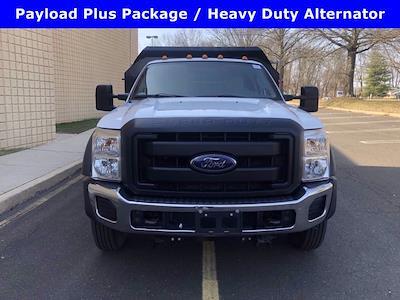 2015 Ford F-550 Regular Cab DRW 4x4, Dump Body #FL1097J - photo 3