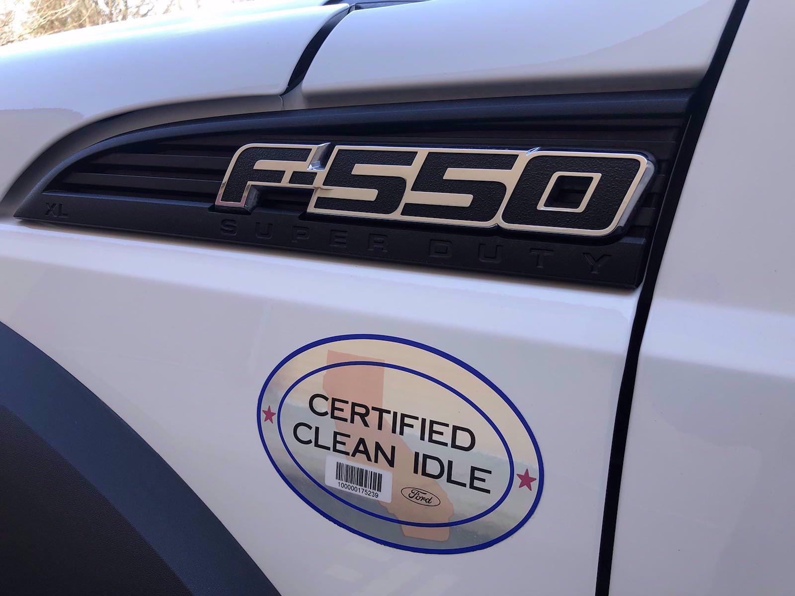 2016 Ford F-550 Regular Cab DRW 4x4, Dump Body #FL1098J - photo 16