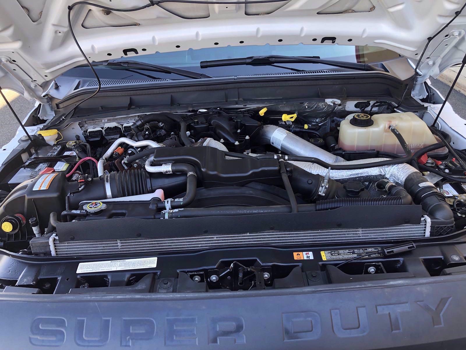 2016 Ford F-550 Regular Cab DRW 4x4, Dump Body #FL1098J - photo 17