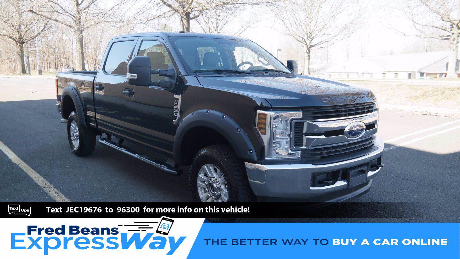 2018 Ford F-250 Crew Cab 4x4, Pickup #FL1102J - photo 1