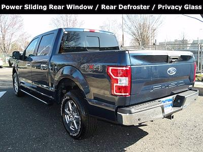 2018 Ford F-150 SuperCrew Cab 4x4, Pickup #FL1126D - photo 8