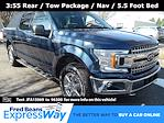 2018 Ford F-150 SuperCrew Cab 4x4, Pickup #FL1126D - photo 1