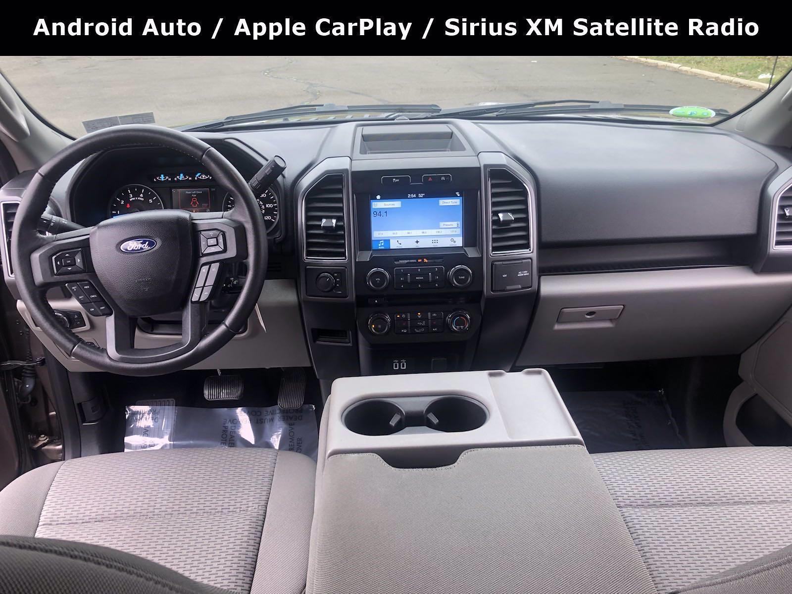 2018 Ford F-150 SuperCrew Cab 4x4, Pickup #FL1127D - photo 17
