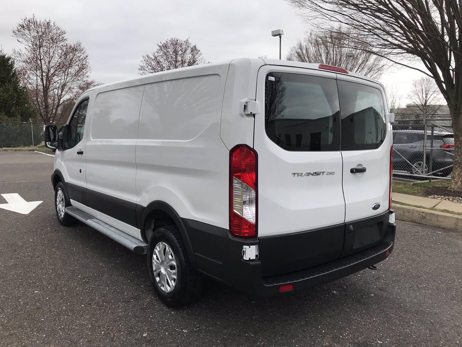 2019 Ford Transit 250 Low Roof 4x2, Empty Cargo Van #FL1137J - photo 10