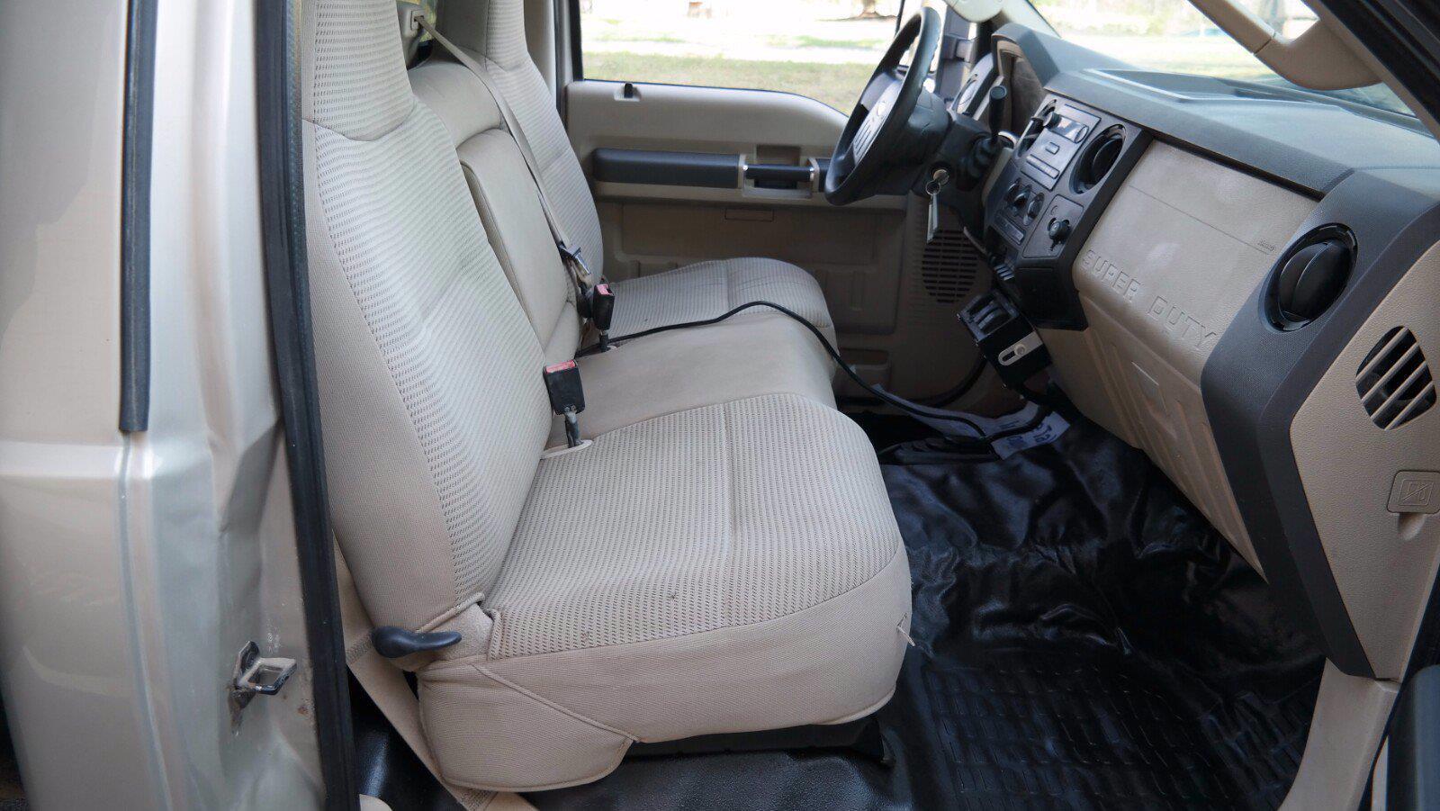 2008 Ford F-550 Regular Cab DRW 4x4, Dump Body #FL1138J - photo 22