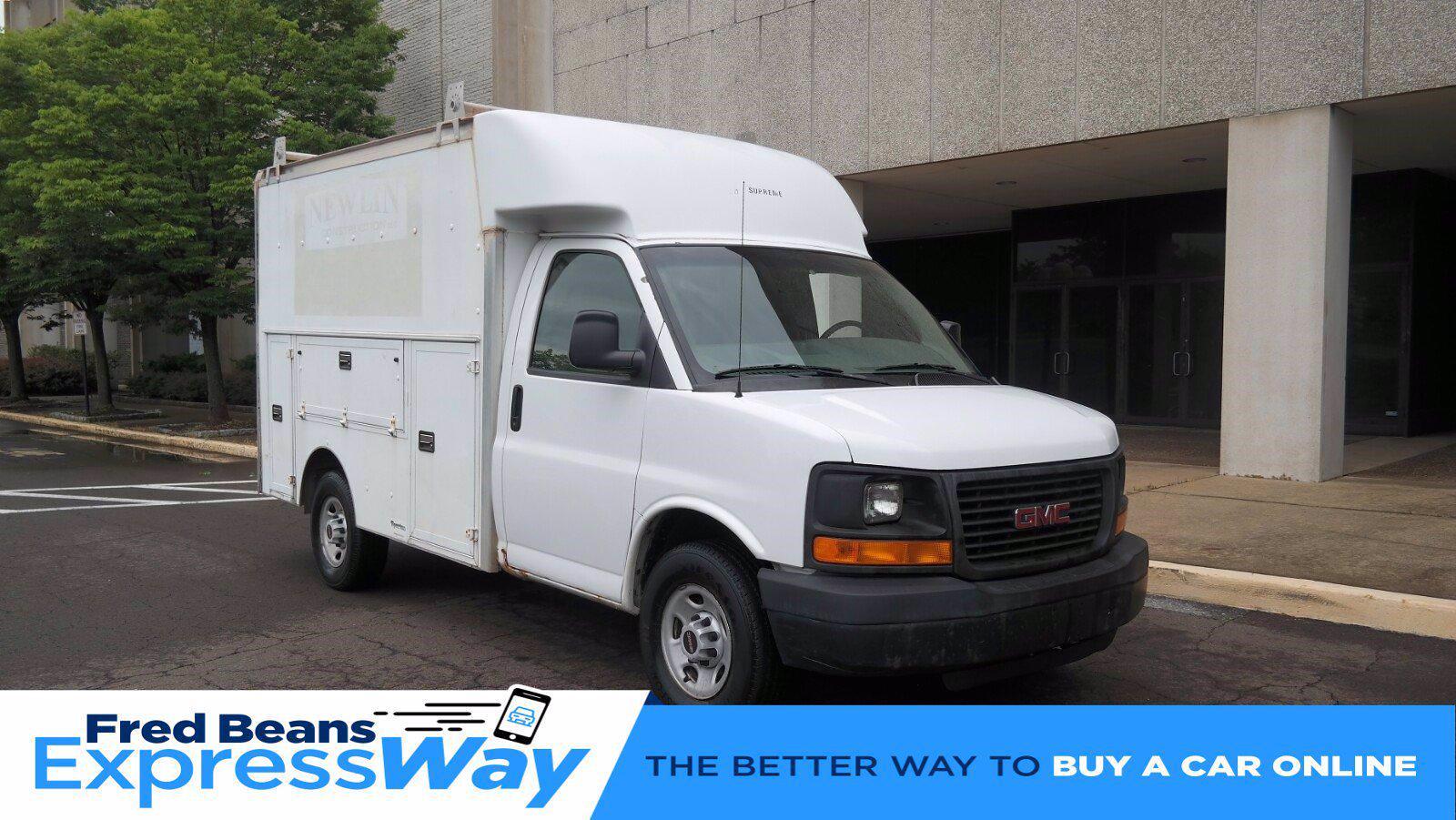 2007 GMC Savana 3500 4x2, Service Utility Van #FL114601 - photo 1