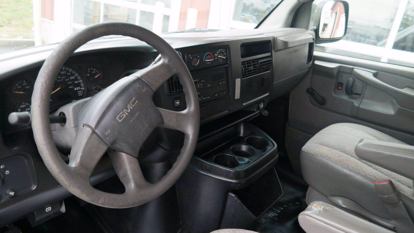 2007 GMC Savana 3500 4x2, Service Utility Van #FL114601 - photo 15