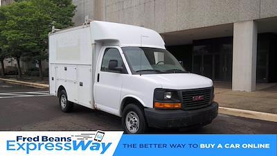2007 Savana 3500 4x2,  Service Utility Van #FL114601 - photo 1