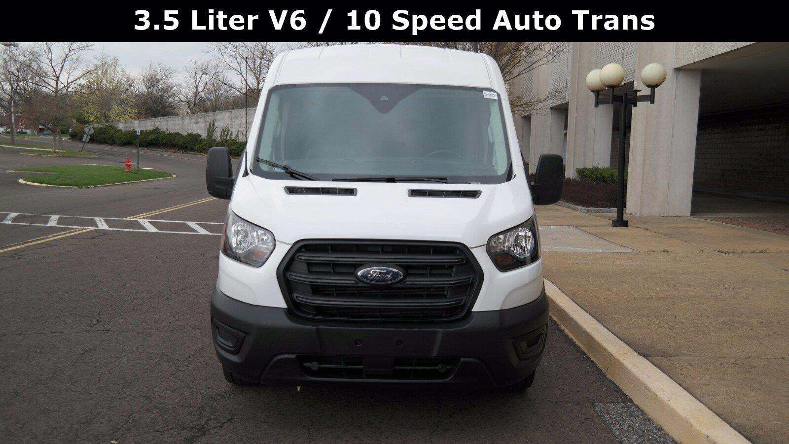 2020 Ford Transit 250 Med Roof 4x2, Empty Cargo Van #FL1146J - photo 3