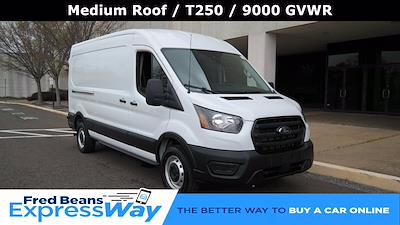 2020 Ford Transit 250 Med Roof 4x2, Empty Cargo Van #FL1146J - photo 1