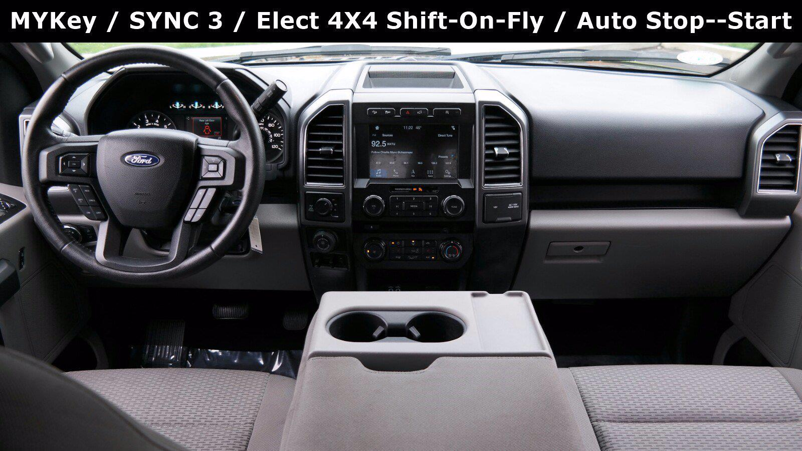 2018 Ford F-150 SuperCrew Cab 4x4, Pickup #FL1152D - photo 21