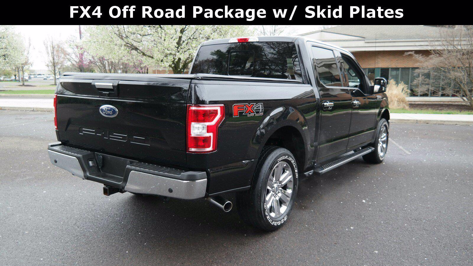 2018 Ford F-150 SuperCrew Cab 4x4, Pickup #FL1152D - photo 1