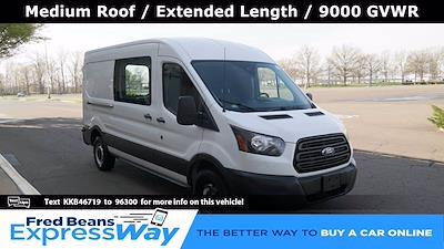 2019 Ford Transit 250 Med Roof 4x2, Empty Cargo Van #FL1163J - photo 1