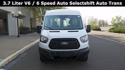 2019 Ford Transit 250 Med Roof 4x2, Empty Cargo Van #FL1163J - photo 4