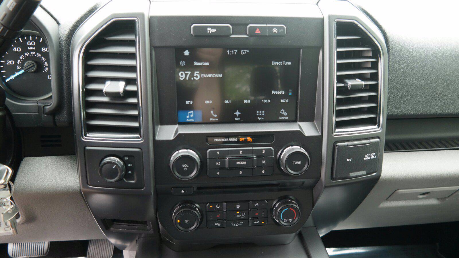 2018 Ford F-150 SuperCrew Cab 4x4, Pickup #FL1168D - photo 27