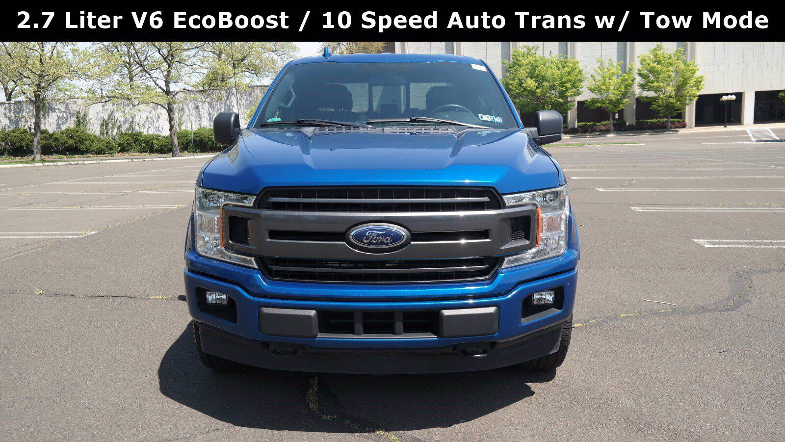 2018 Ford F-150 SuperCrew Cab 4x4, Pickup #FL1169D - photo 4