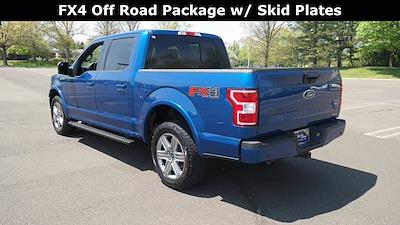2018 Ford F-150 SuperCrew Cab 4x4, Pickup #FL1169D - photo 11