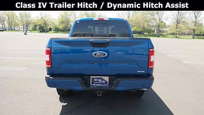 2018 Ford F-150 SuperCrew Cab 4x4, Pickup #FL1169D - photo 10